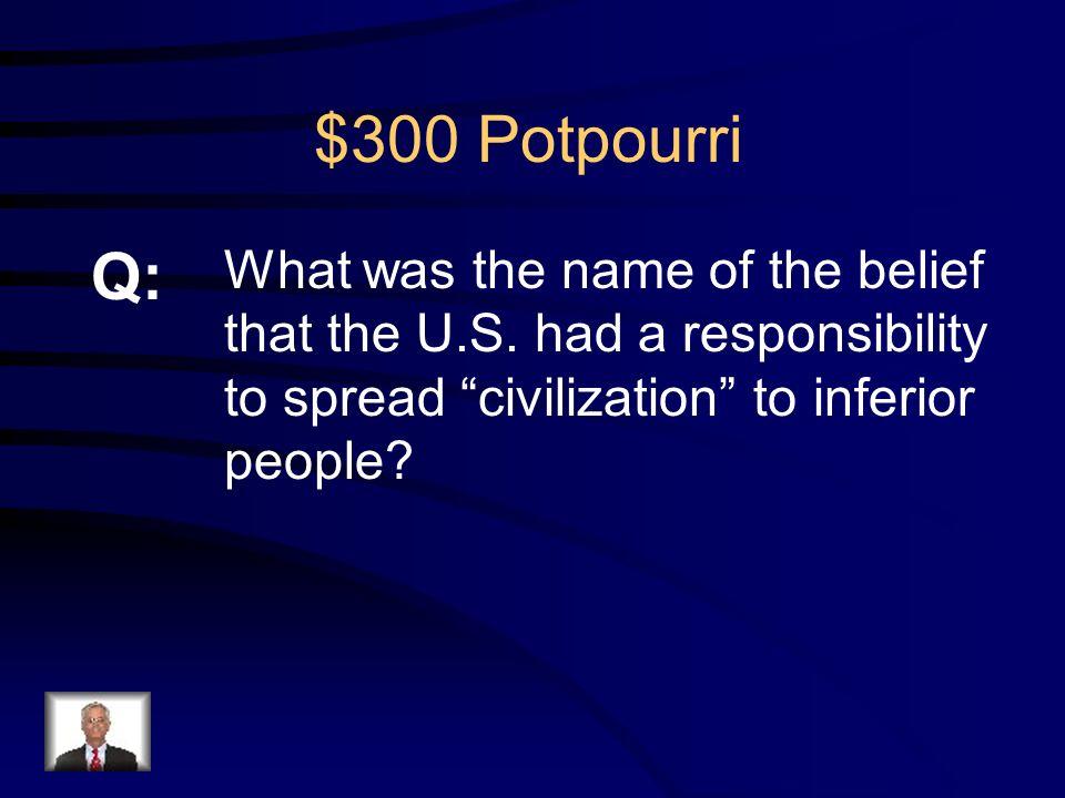 $200 Potpourri R: League of Nations
