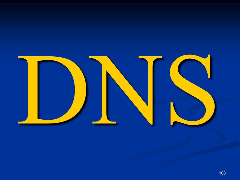 108 DNS