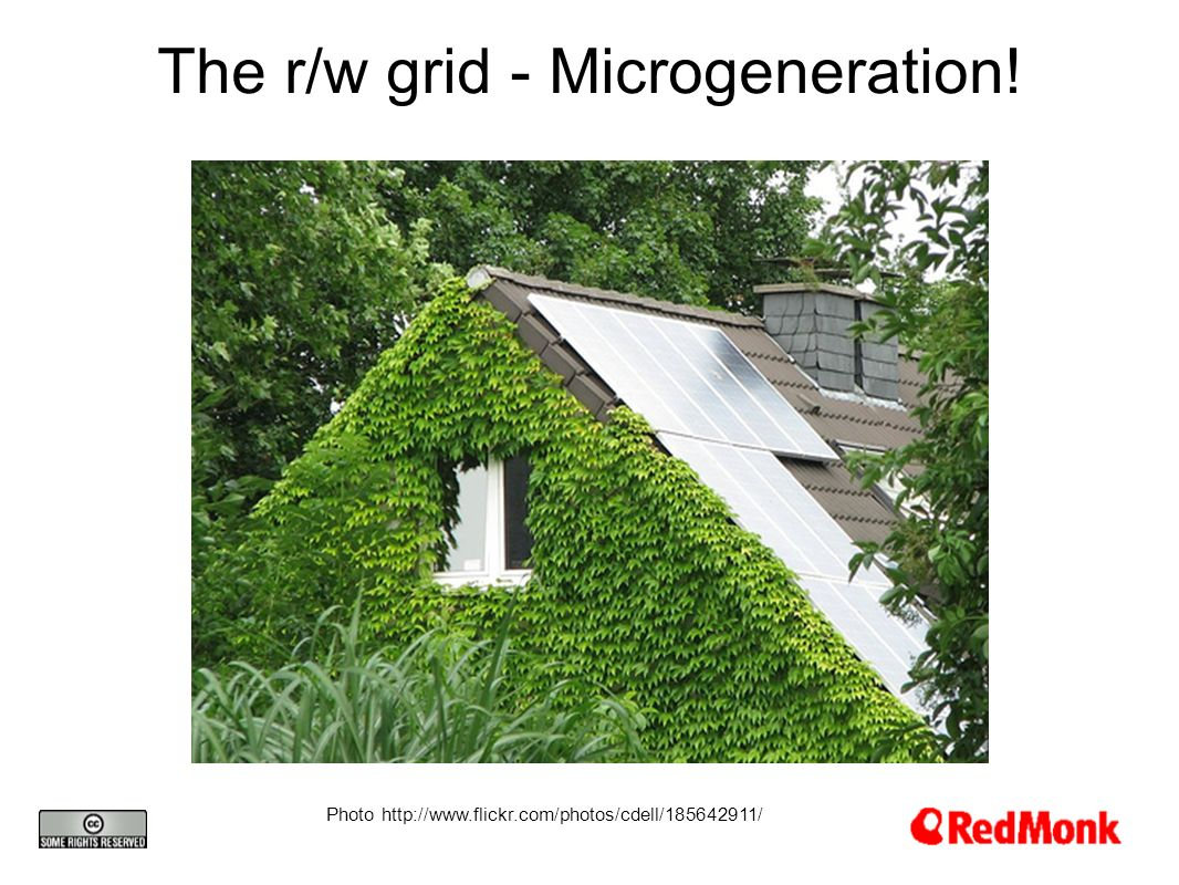 The r/w grid - Microgeneration! Photo
