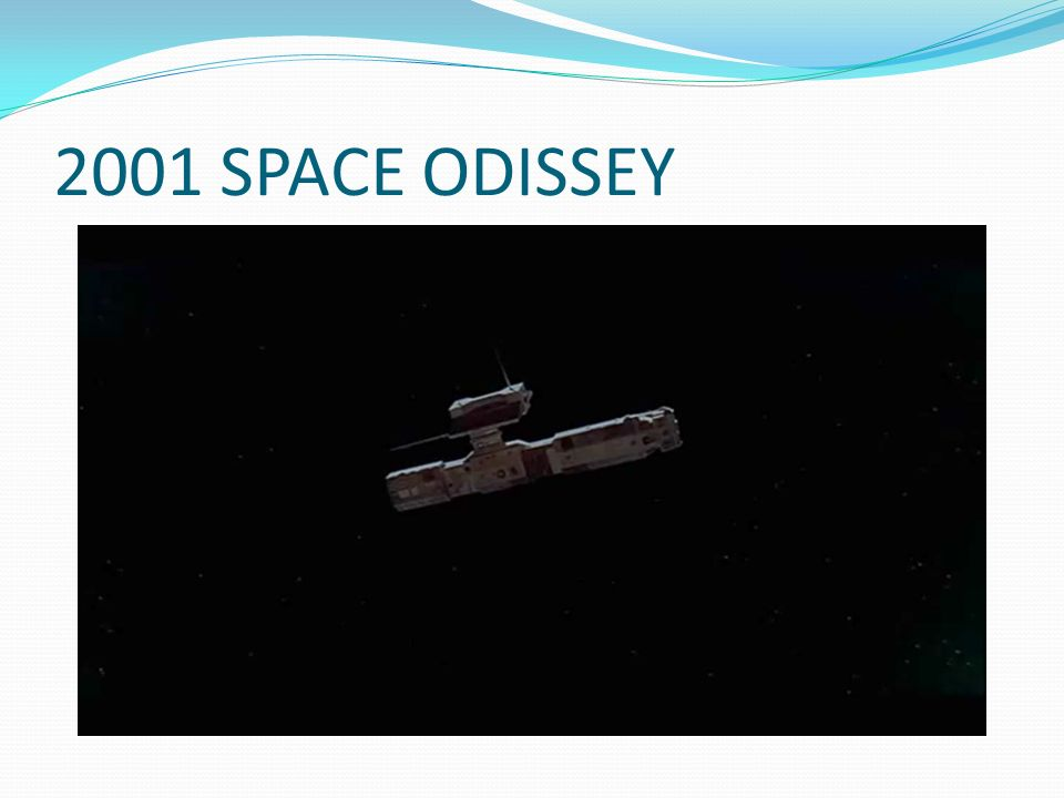 2001 SPACE ODISSEY