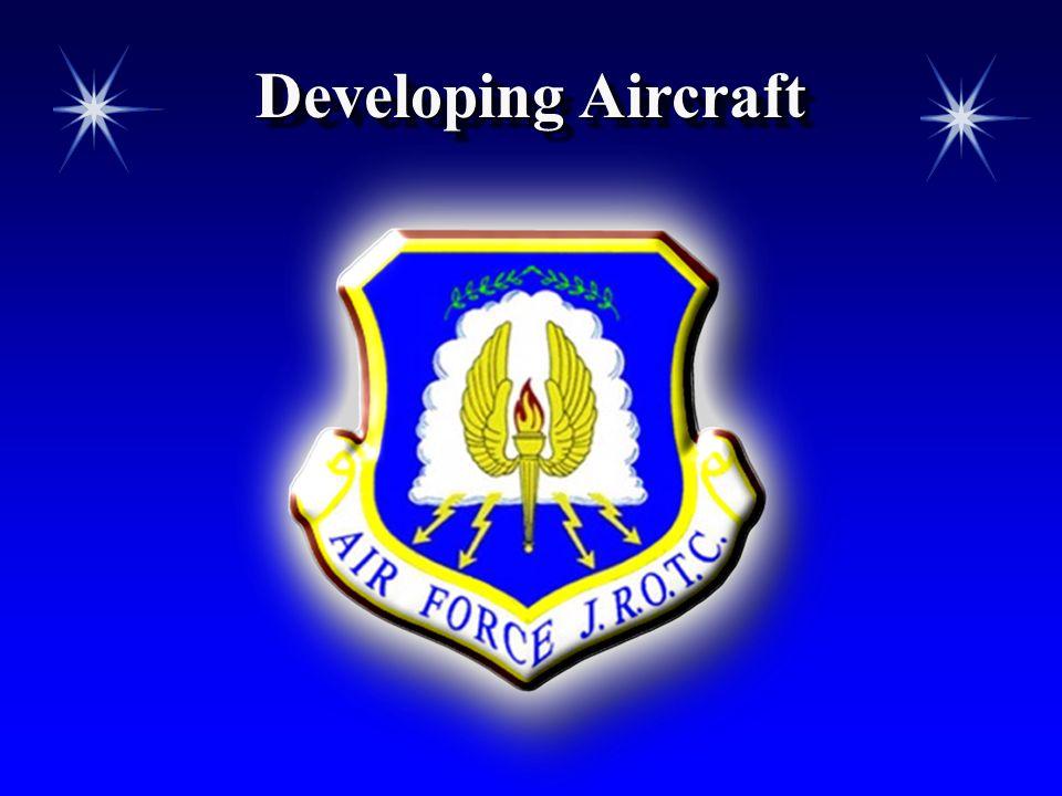 Developing Aircraft