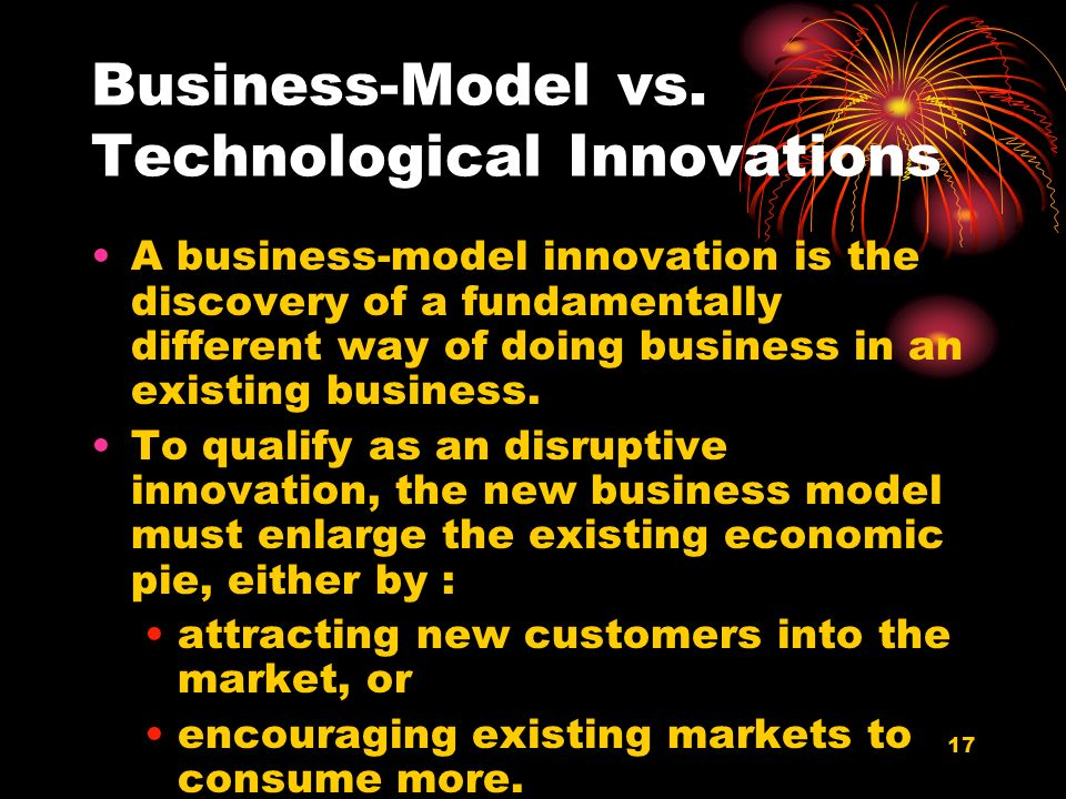 17 Business-Model vs.