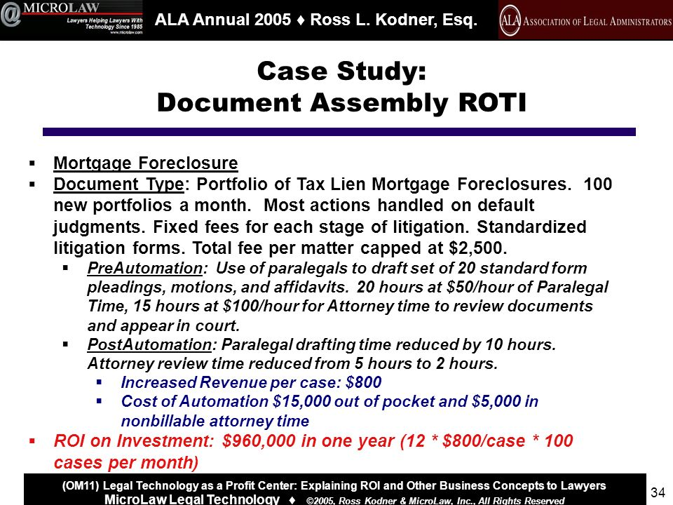New York LegalTech February 2004 ALA Annual 2005 Ross L.