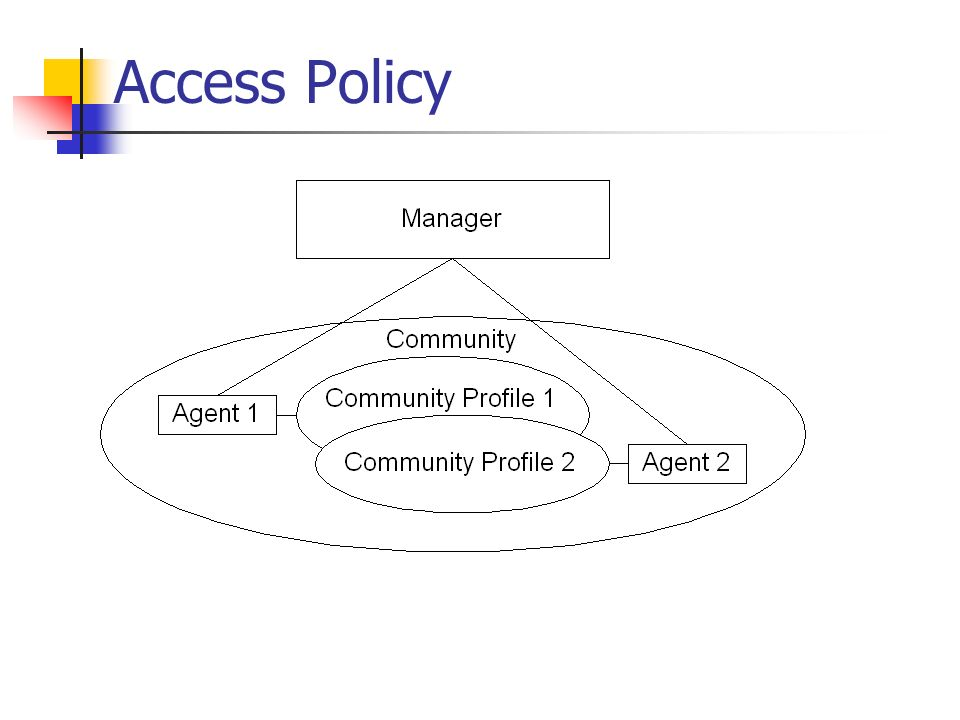 Access Policy