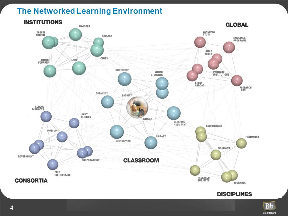 4 The Networked Learning Environment