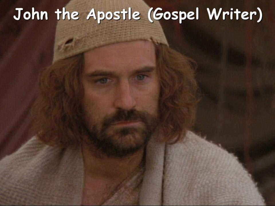 John the Apostle (Gospel Writer)