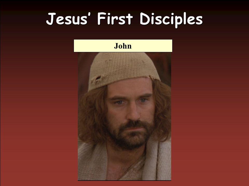 Jesus First Disciples John