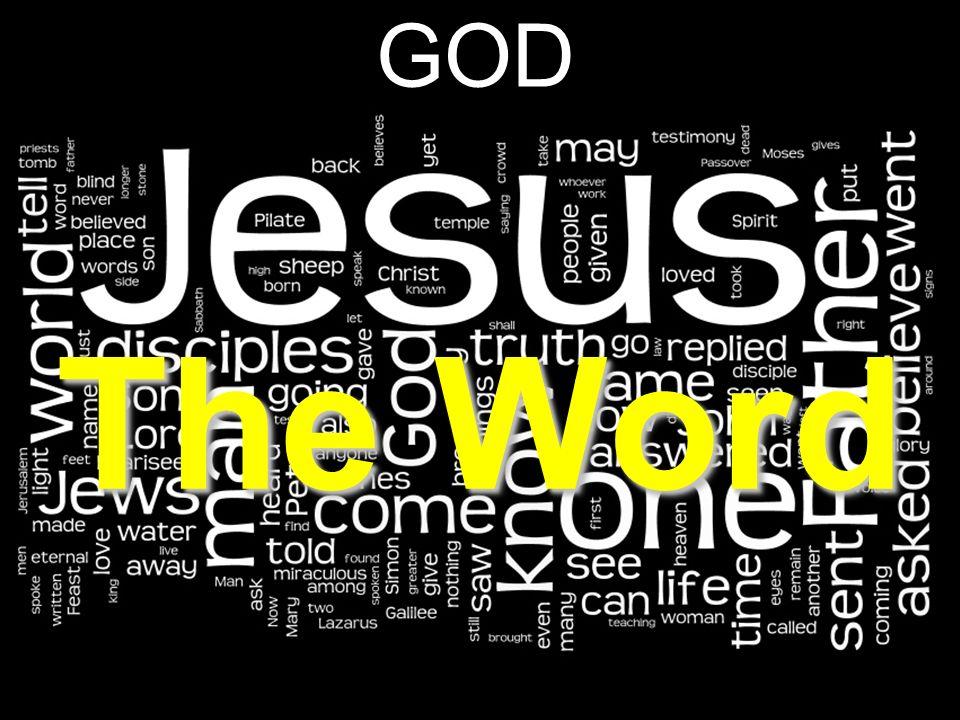 The Word GOD