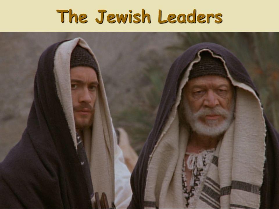 The Jewish Leaders