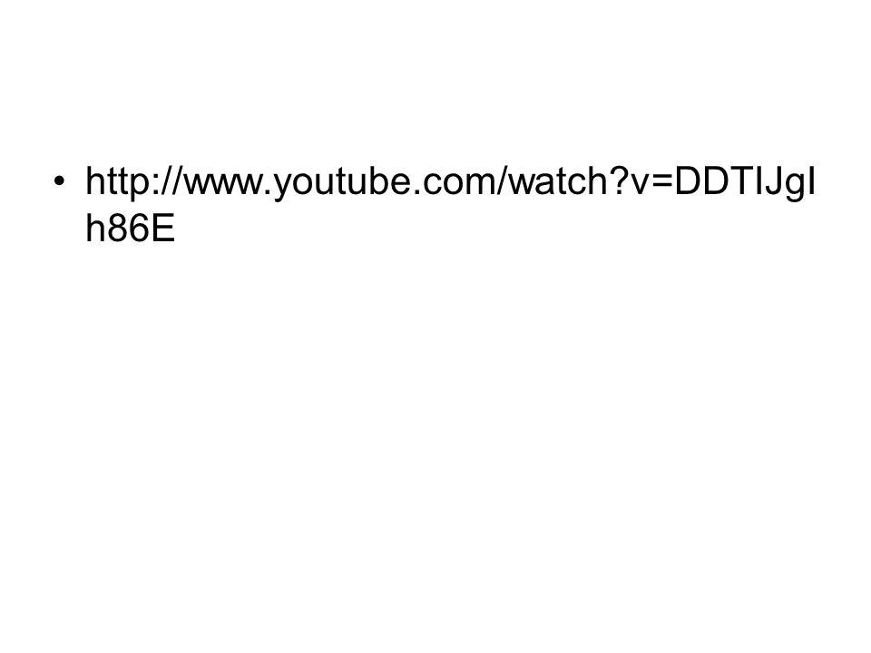 http://www.youtube.com/watch?v=DDTIJgI h86E