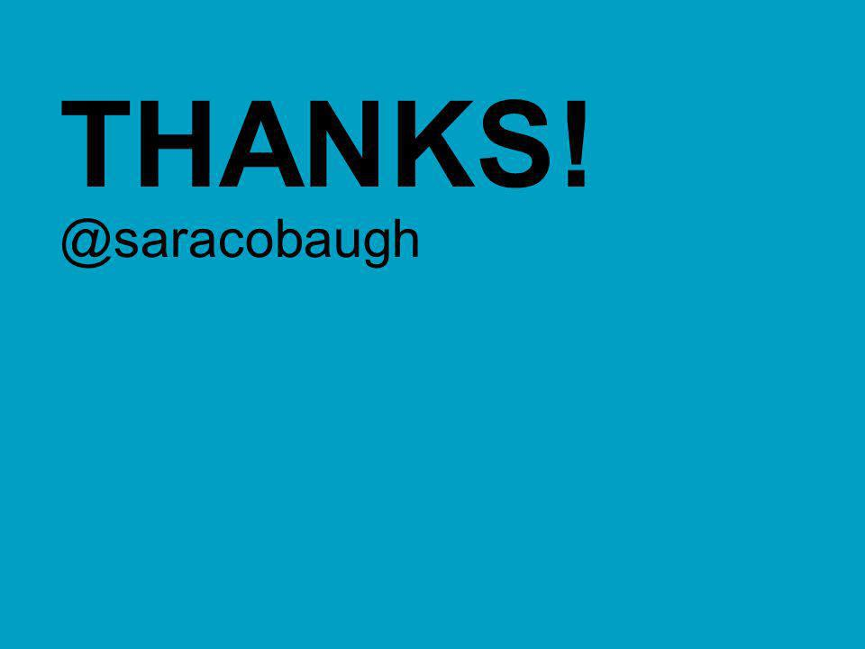 @saracobaugh THANKS!