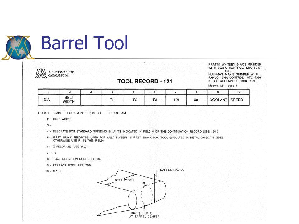Barrel Tool