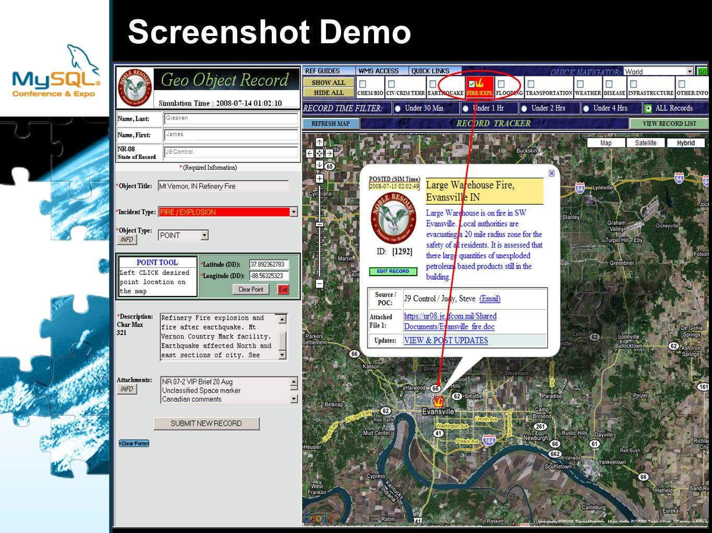 Giesken James J9 Control Screenshot Demo