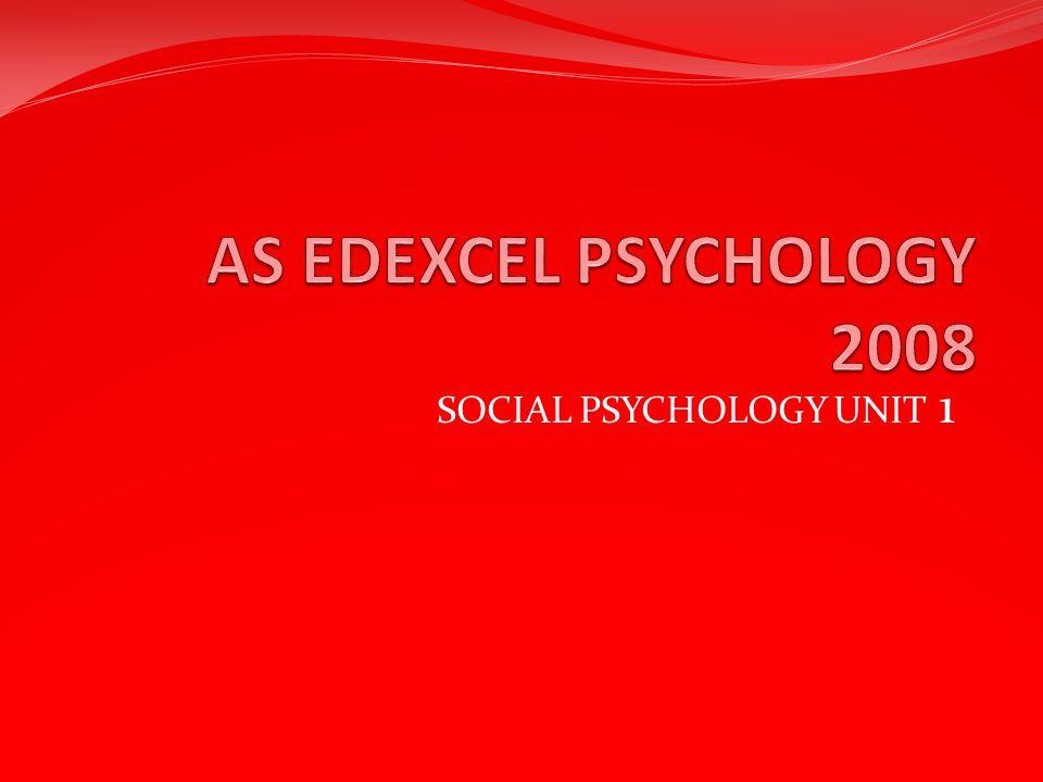 Tajfel et al.(1971) Social Categorisation & Intergroup Behaviour Name: Tajfel et al.
