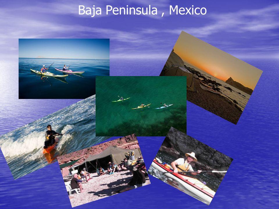 Baja Peninsula, Mexico