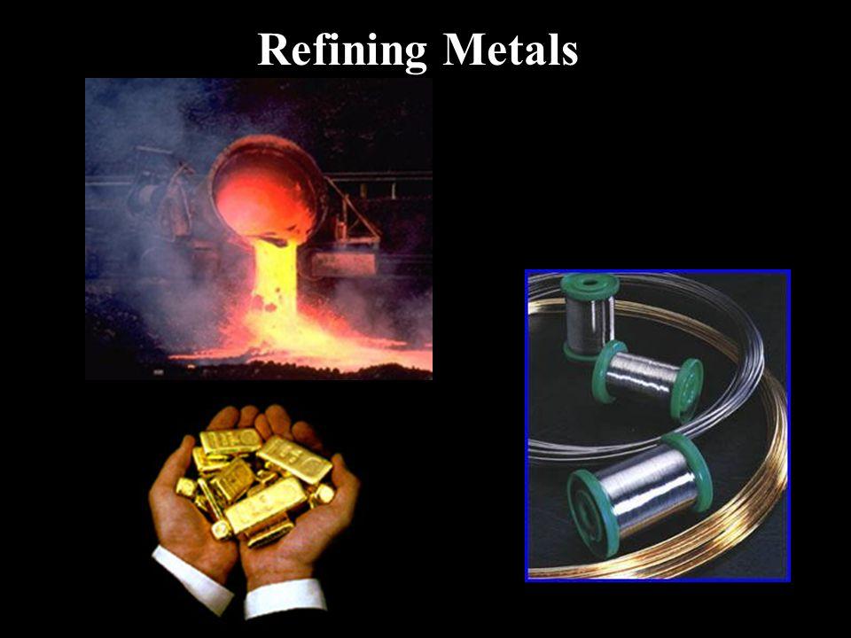 Refining Metals