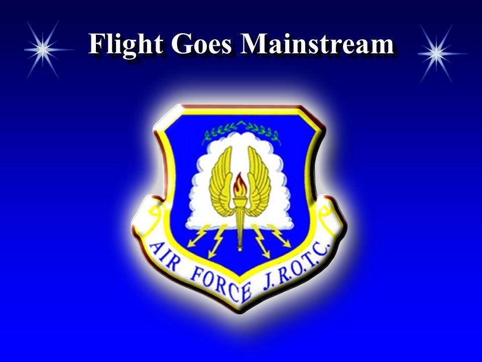 Flight Goes Mainstream