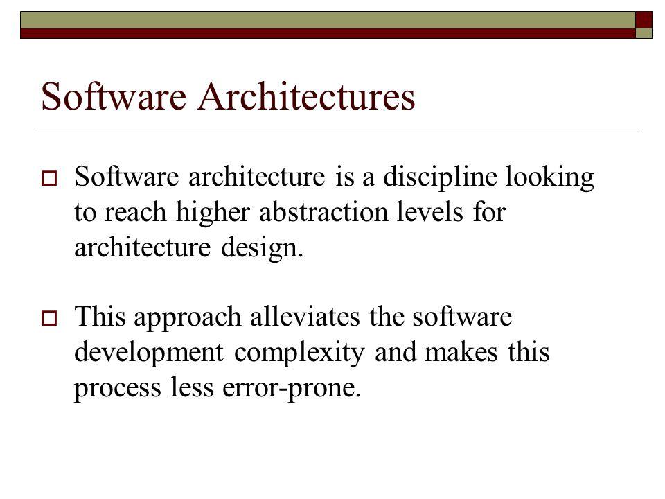 IEEE 1471 standard Architectural documentation format 1.