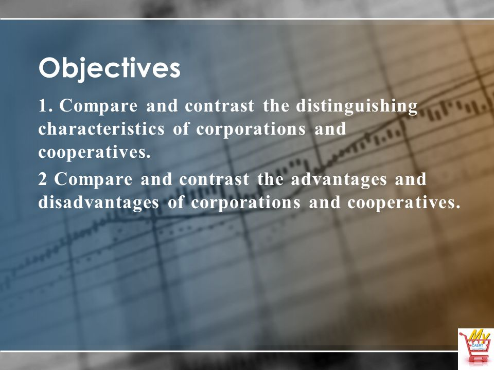 D.Very few disadvantages of a cooperative are apparent.