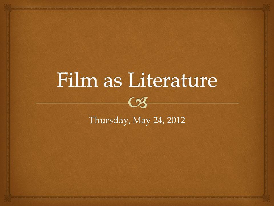 Thursday, May 24, 2012