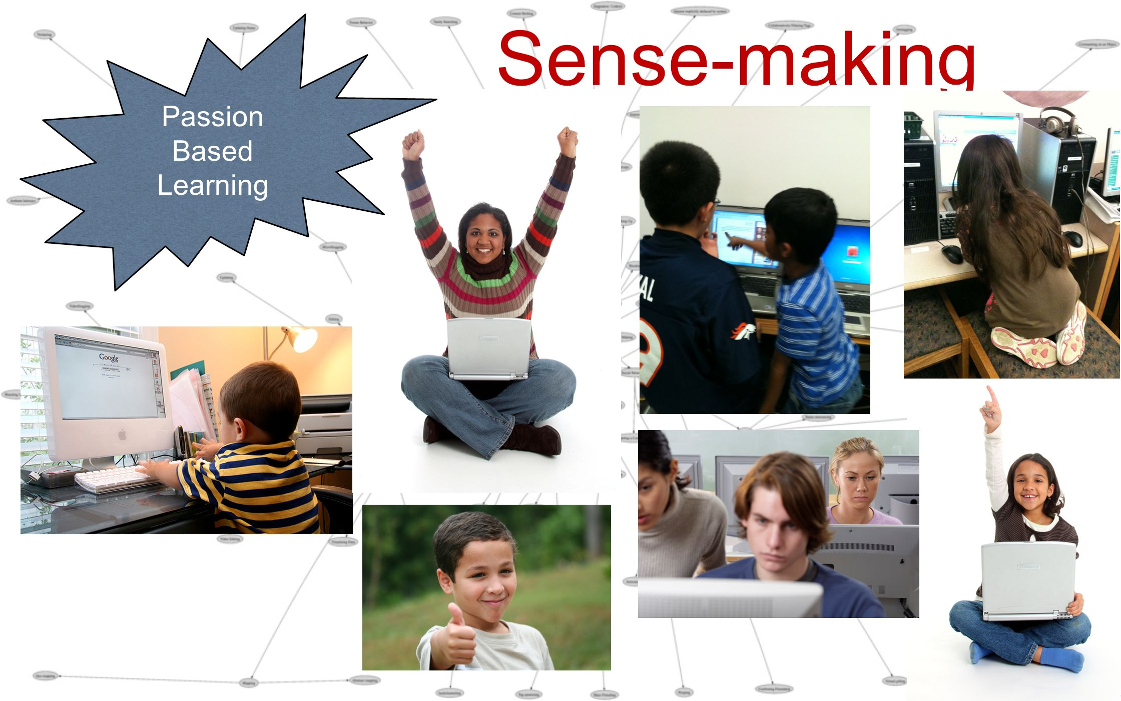 Sense-making Passion Based Learning
