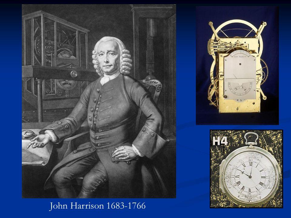 John Harrison 1683-1766