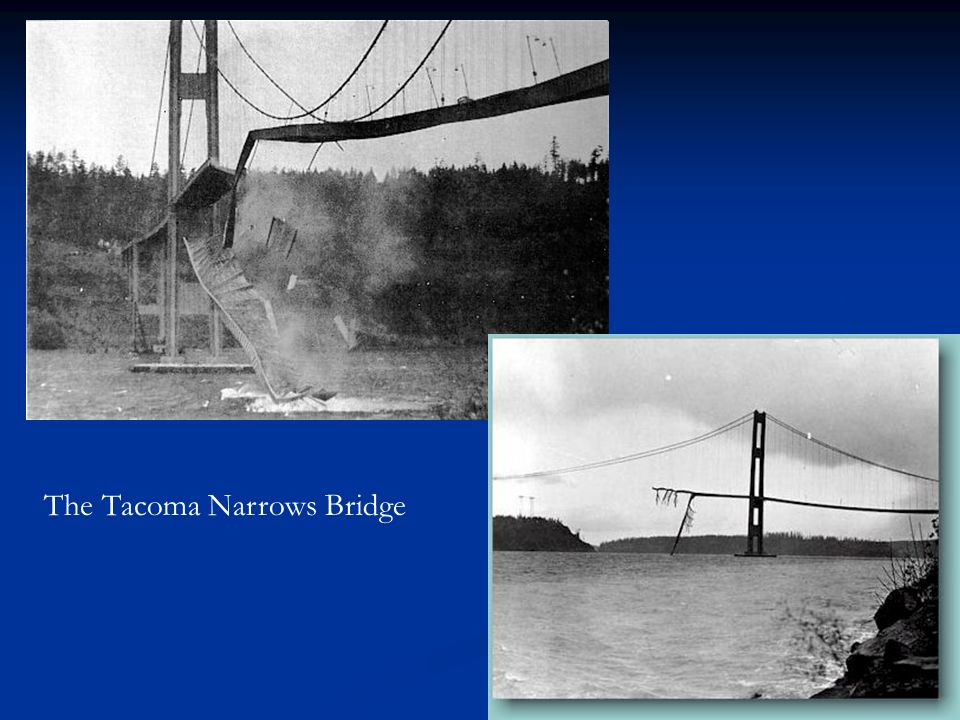 The Tacoma Narrows Bridge