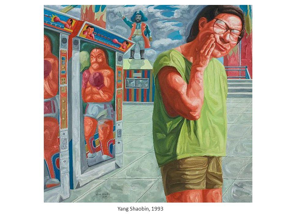 Yang Shaobin, 1993