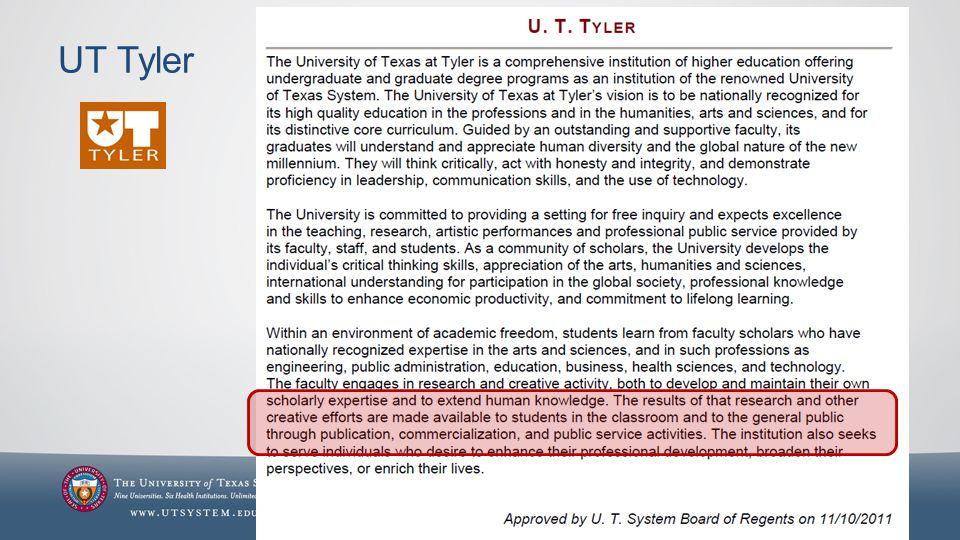 UT Tyler 20
