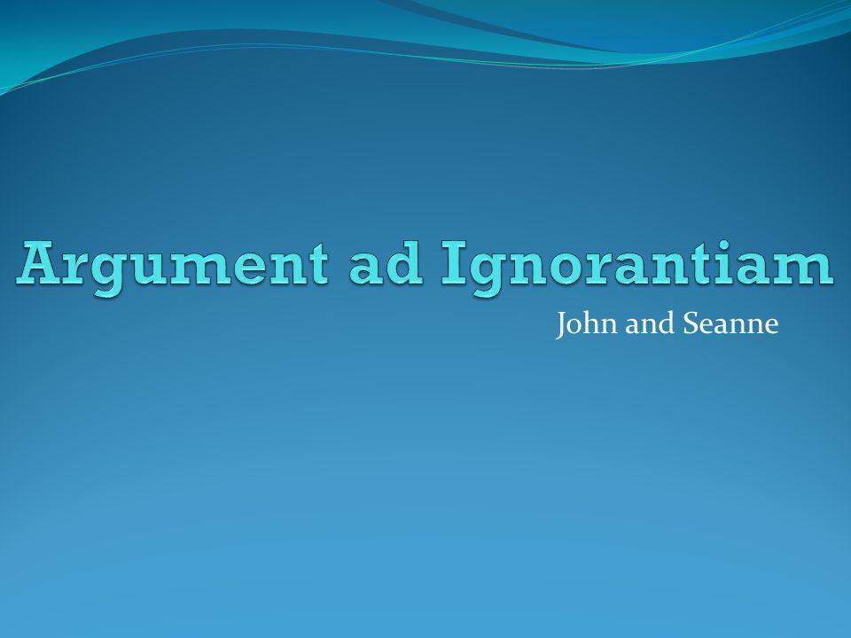 John and Seanne