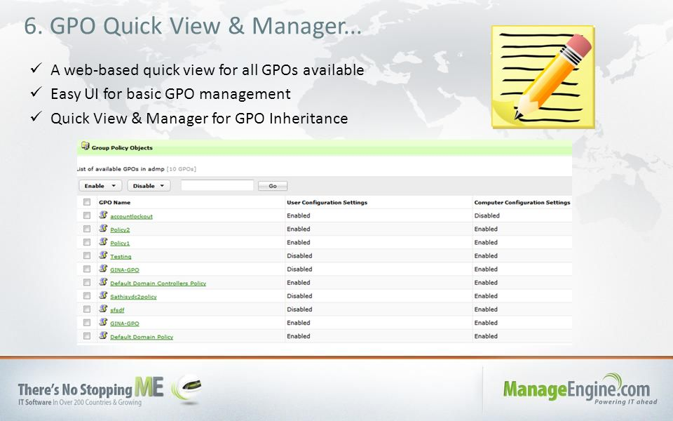 6. GPO Quick View & Manager...