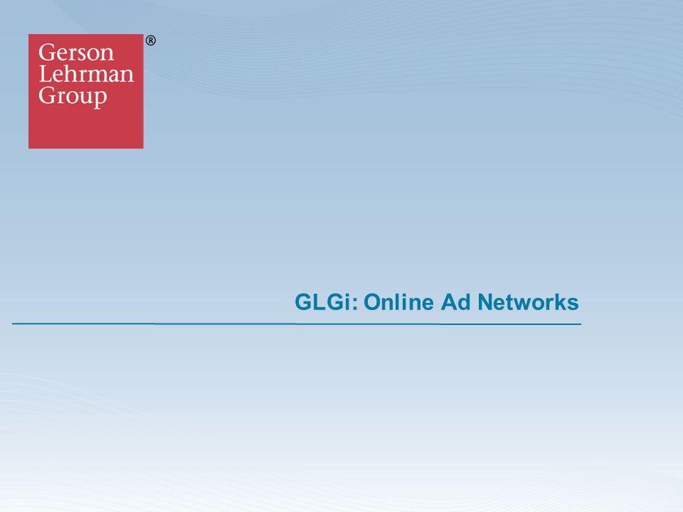 GLGi: Online Ad Networks