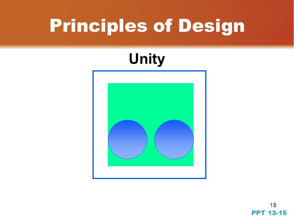 14 PPT 13-14 Principles of Design Order