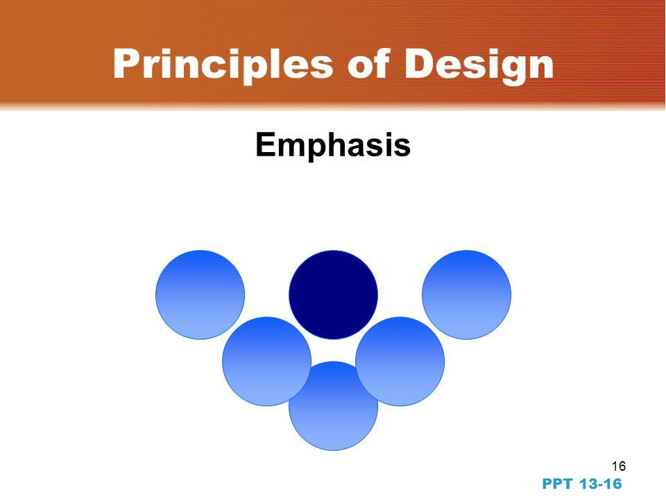 15 PPT 13-15 Principles of Design Unity