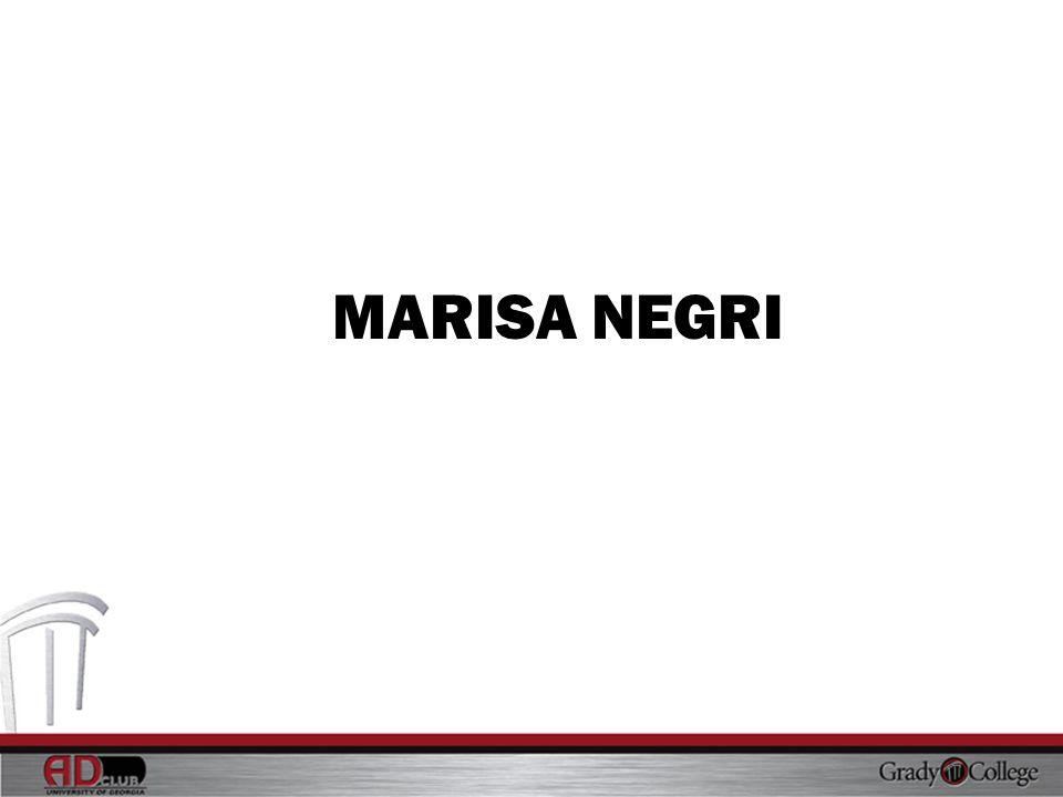 MARISA NEGRI