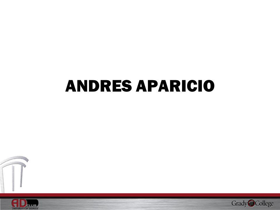 ANDRES APARICIO