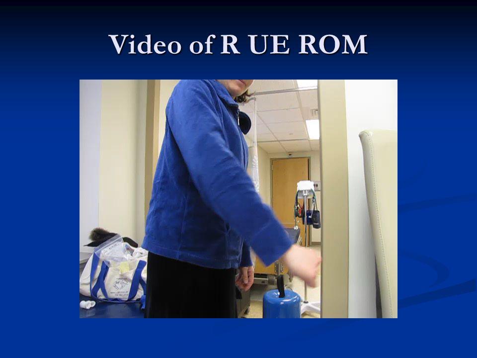 Video of R UE ROM
