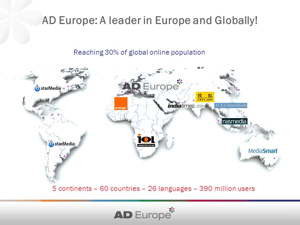 AD Europe: A leader in Europe and Globally.