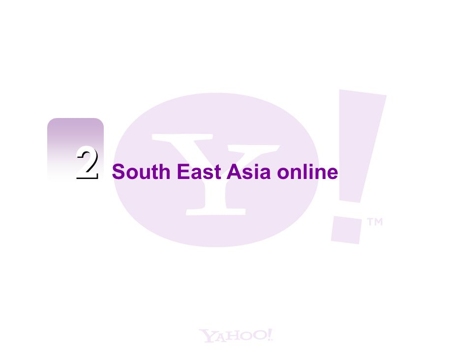 2 2 South East Asia online