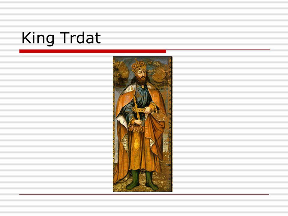 King Trdat