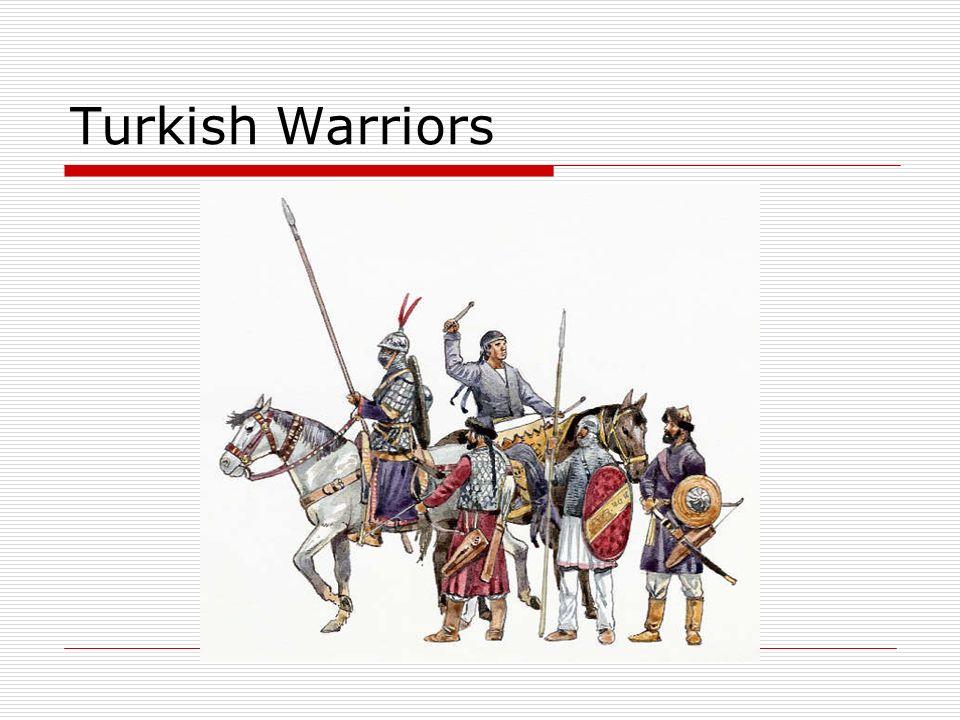 Turkish Warriors