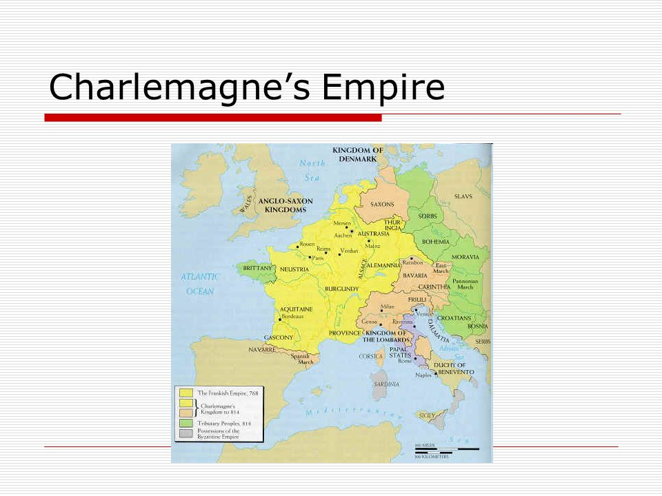 Charlemagnes Empire
