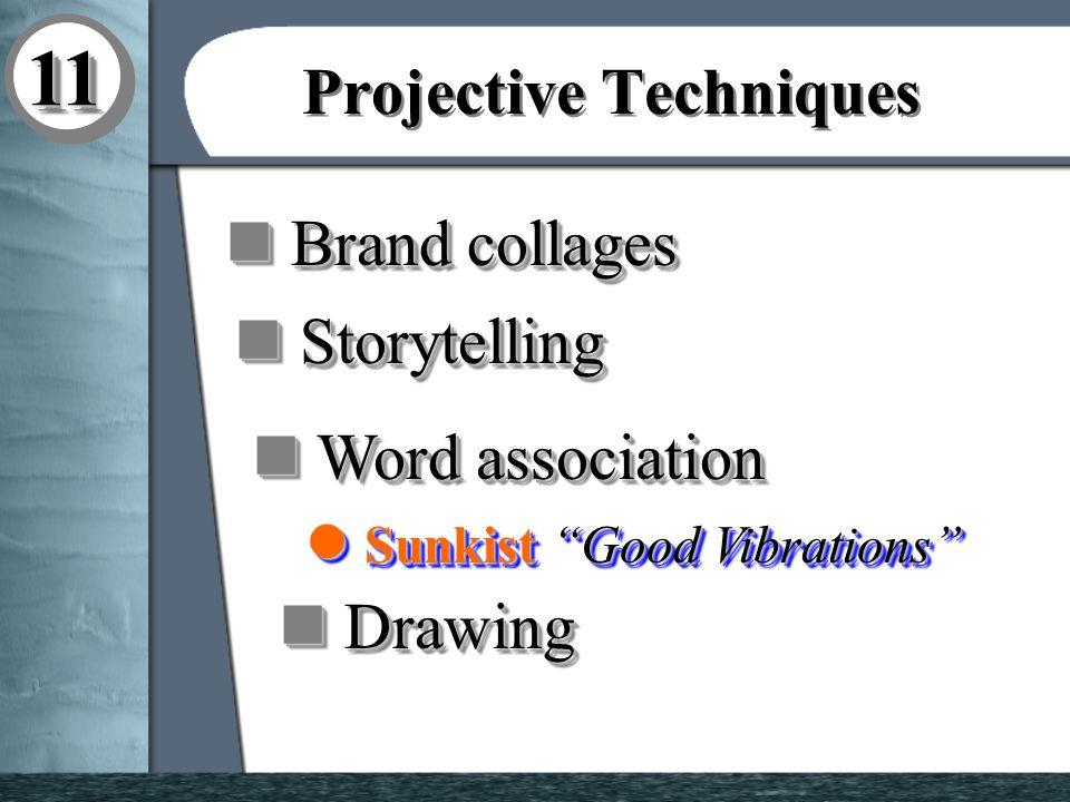 1111 Projective Techniques