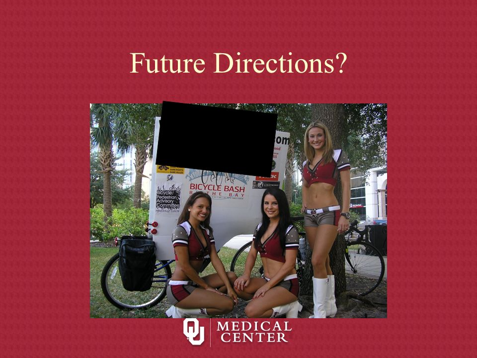 Future Directions? Support MM Clinics & Research