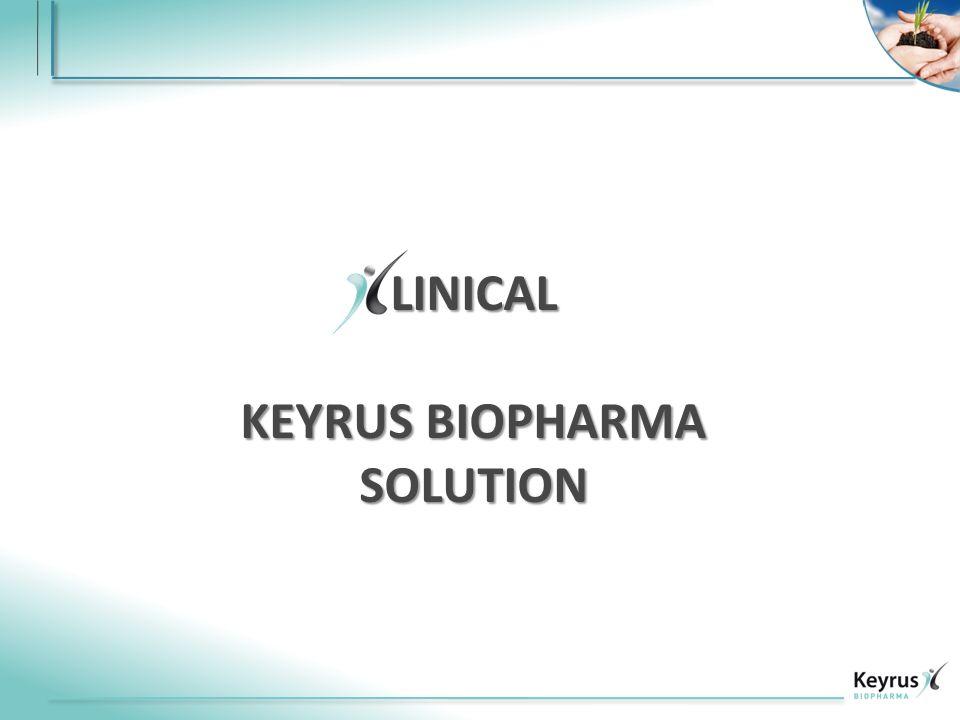LINICAL KEYRUS BIOPHARMA SOLUTION