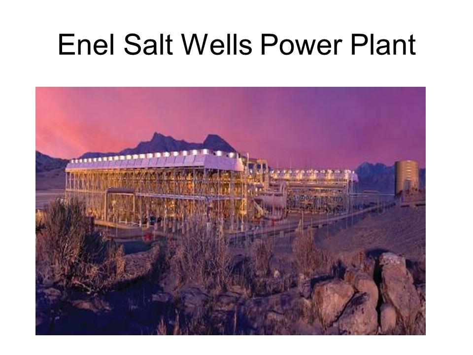 Enel Salt Wells Power Plant
