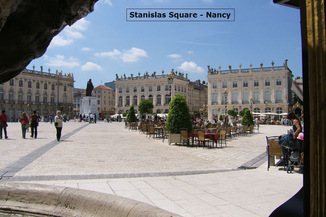 Stanislas Square - Nancy