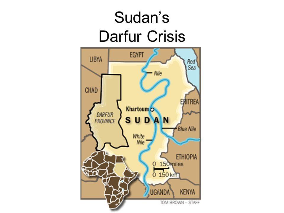 Sudans Darfur Crisis