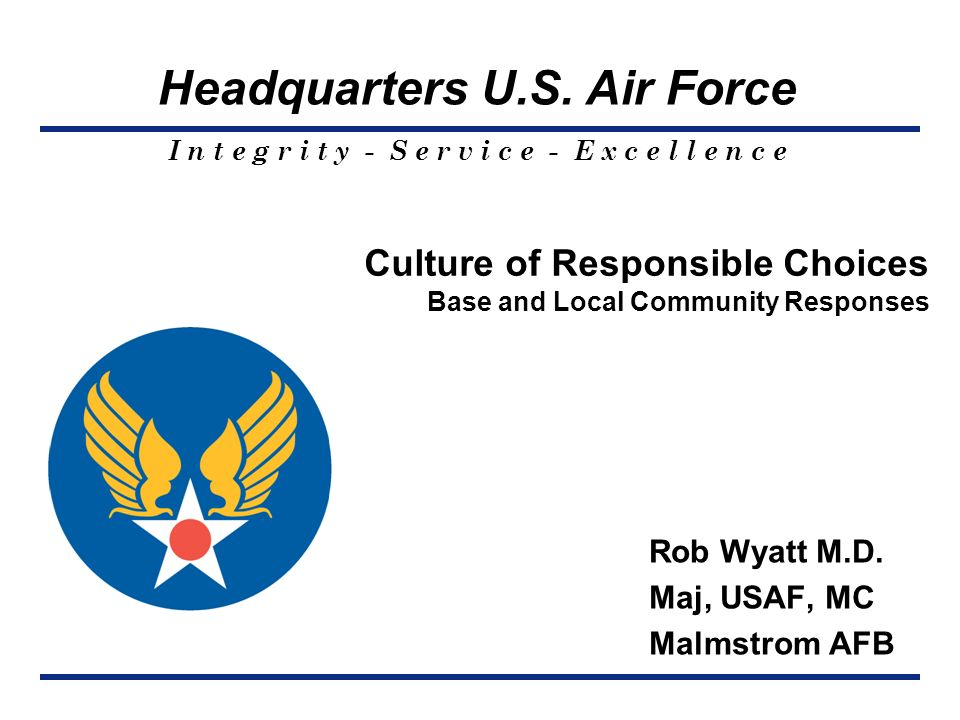 I n t e g r i t y - S e r v i c e - E x c e l l e n c e 22 CoRC – Base & Local Community To Change Culture Given Current Culture Focus upon 1 st Line Leadership Flight Level Supervisors
