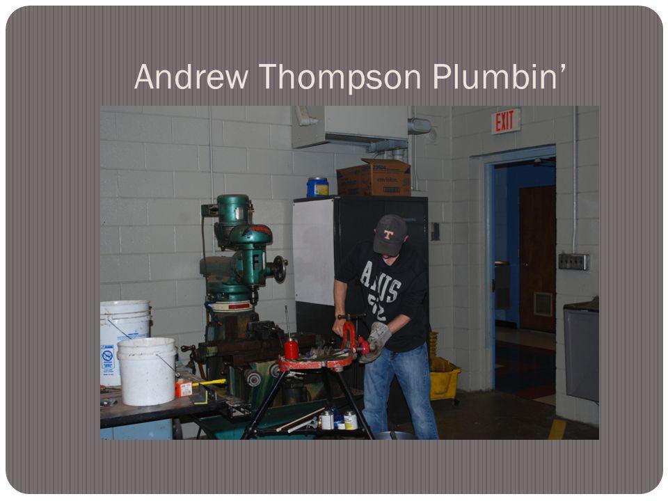 Andrew Thompson Plumbin